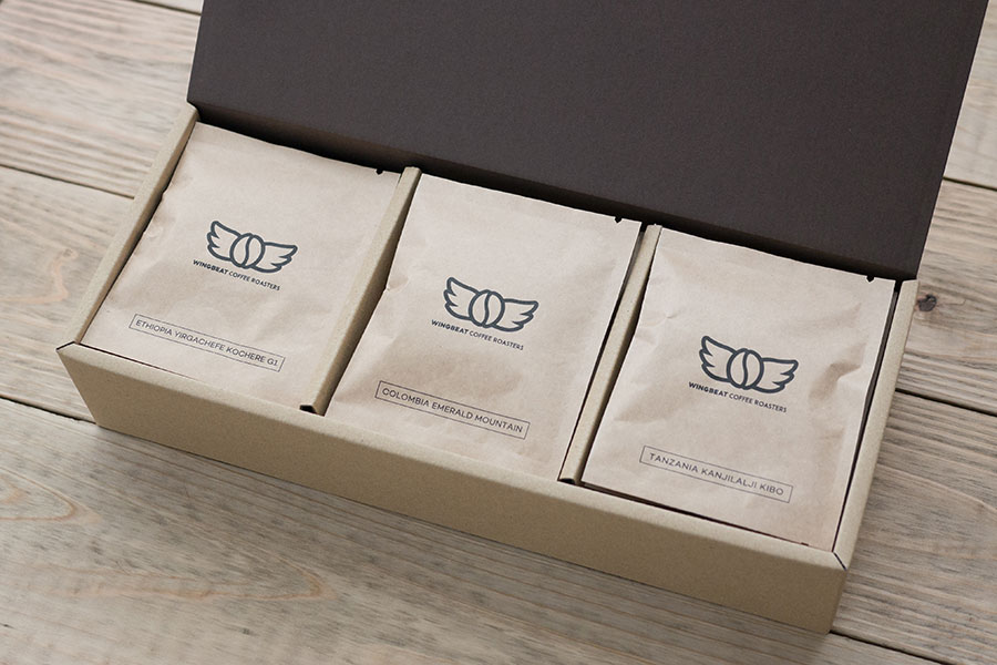 Drip Brew Coffee Gift Set
